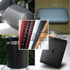 3D Carbon Fiber Vinyl Film Roll Sheet Car Sticker Phone Laptop Wrap 30x152cm