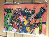 X-MEN: PRIME (DS CHROME COVER) (MARVEL) ONE-SHOT 1995