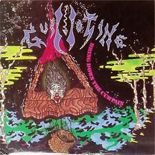 GUILLOTINE 'BRING DOWN THE CURTAIN' US IMPORT LP