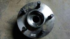 Wheel Bearing and Hub Assembly Front GMB 720-0080