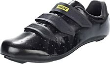 Mavic Cosmic Road Cycling Shoe Bike Black NEW Size UK 9