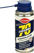 Caramba 70 Multifunktions-Öl 100 ml Rostlöser Kontaktspray Schmieröl etc. 100ml