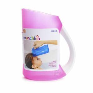 Munchkin Shampoo Rinser Pink