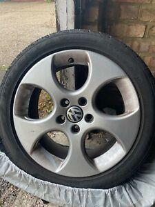 VW Golf GTI BBS Monza Alloy Wheels + Tyres