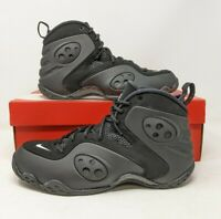 Nike Zoom Rookie Black Penny Foamposite Retro Shoes (BQ3379-002) Men's Size 8