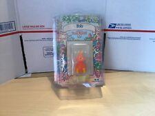 Teddy Ruxpin Wow. Orange Fob Posable Figure. Moc. Rare!