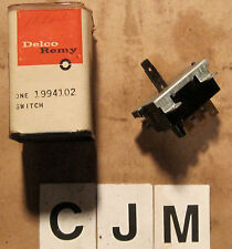 1970 1971 1972 Oldsmobile Windshield Wiper Switch ~ GM Part # 1994102
