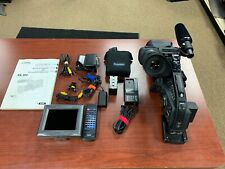 Canon Xl H1 Camcorder - Black (With Lens) + Bag and accessories