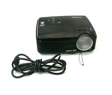 ViewSonic PJD6211 DLP Projector Portable 3D 2300Lumens 2000:1Contrast HDTV S-Vid