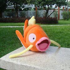 "2017 New Pokemon Center Go Plush Toy Magikarp Fish 9"" Fluffy Stuffed Animal Doll"