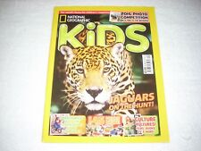 National Geographic Kids Magazine Issue 129 September 2016 Jaguars