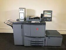 OCE CS 620 Konica Minolta Bizhub Pro C6500 Copier Printer Scanner Fiery 128k WOW
