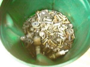 Toro 38120 snowthrower Tecumseh 1602 misc lot knob clip spacers nut head bolt ++