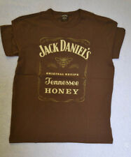 Jack Daniels - Honey -  Whiksy - T-Shirt - Größe L (1165)