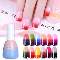 BORN PRETTY 10ml Nail UV Gel Polish Color Changing Soak Off Nail Art Gel Varnish