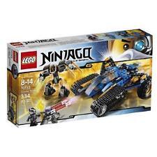 LEGO Ninjago Thunder Raider (70723) MISB Sealed Box Rare HTF