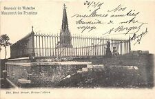 More details for br40039 waterloo monument des prissiens belgium   belgium