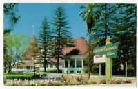 031421 VINTAGE HOTEL DEL CORONADO CORONADO SAN DIEGO CA POSTCARD 1950s AUTO