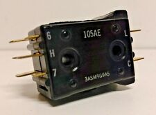 *NOS* Vintage General Electric Hotpoint GE 24147 SQ 22031 Switch-box V177