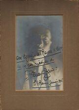 FRANCO ALFANO, Composer & Pianist Original Handsigned SCARCE Photo 1925