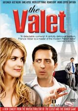 The Valet, DVD, 2007, French language with Optional English Subtitles
