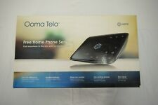 Ooma Telo VOIP Home Phone Service Base Station w/ Power Adapter & Original Box