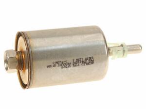 AC Delco Fuel Filter fits Cadillac CTS 2003-2004 3.2L V6 94QDHX