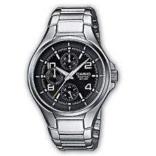 Casio Ef-316d-1avef Woman Watch 4971850852698 Quartz Bracelet Steel