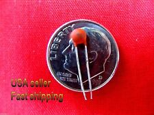 100 pcs  -  220pf  50v (0.22nf)  ceramic  capacitors