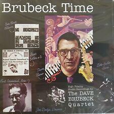 NEW SEALED - THE DAVE BRUBECK QUARTET - TIME - Jazz Blues Pop Music CD Album