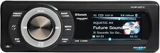 AQUATIC AV AQ-MP-5UBT-S MARINE DIGITAL MEDIA RECEIVER BLUETOOTH/USB/AUX/SIRIUSXM
