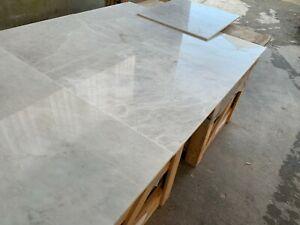 Floor Wall Natural Marble Tiles, Bianco Onice Polished Marble Tiles, Limestone