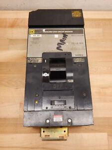 Square D Q432400 240V 400A Amp 3-Pole Phase I-Line Circuit Breaker Grey Label