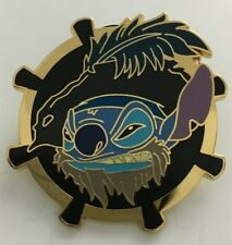 DISNEY STITCH AS CAPTAIN BARBOSSA PIRATES OF THE CARRIBEAN PIN