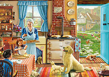 Gibsons - 500 XL BIG PIECE JIGSAW PUZZLE - Home Sweet Home
