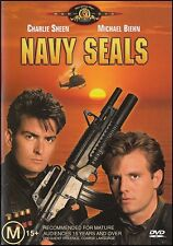 NAVY SEALS (Charlie SHEEN Michael BIEHN) ACTION THRILLER Film DVD Region 4