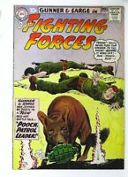 Our Fighting Forces #59 in Very Good + condition. DC comics [*a2]