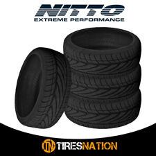 (4) New Nitto NT-GEO NeoGen 205/40/16 83V Ultra High Performance Tire