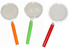 12 Magnifying Glasses - Pinata Toy Loot/Party Bag Fillers Wedding/Kids