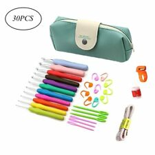 Huge Crochet Hook Yarn Crochet Hooks Needles Rug Shawl Weave Craft Tools 25mm Fashionable And Attractive Packages Arts, Crafts & Sewing Storage Home & Garden