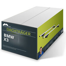 Menabo Tiger - Dachträger - Aluminium - BMW X3 Typ F25 NEU FPA komplett