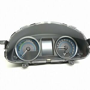 Toyota Auris Hybrid KM/H Tacho Instrument Cluster Speedometer Speedo 83800-0ZW30