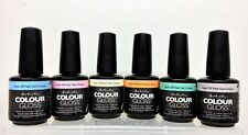 Artistic-Colour Gloss Soak Off Gel-SPRING COLLECTION 2013 -All 6 Colors 107-112