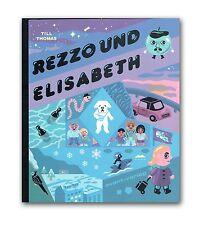Till Thomas Rezzo und Elisabeth Graphic Novel avant