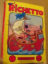 Richetto 3 1966 ed. Gemelli -- INTROVABILE SU EBAY!!