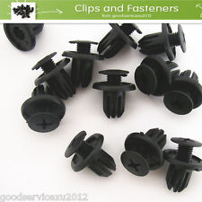 25 Front Rear Bumper Push-Type Clip Retainer Fastener 91503-SP0-003 For Honda