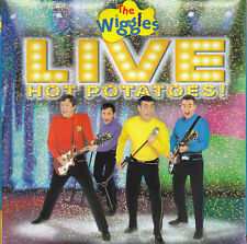 The Wiggles-2005-Live Hot Potatoes-TV Show-40 Tracks- CD