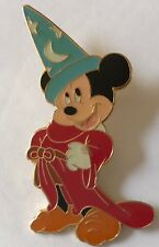 Disney Sorcerer Apprentice Sketch Framed Pin Set Mickey Happy Pin LE