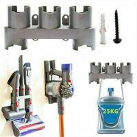 Wall Mount Accessory Tool For Dyson V7 V8 V10 Attachment Storage Rack Holder