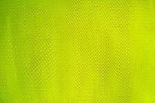 Fluro Lemon Nylon Netting / Tulle 136cm Wide
